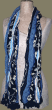 Indigo Blues Scarf BB
