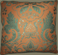 Floral Print Linen Pillow Covers