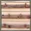 Barn Wood Coat Racks
