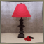 Black Contemporary Lamp