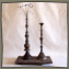 Rustic Industrial Pillars and Rustic Display Plinth