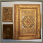 Religious Manuscript Folder and Religious Plaques