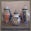 Lidded Ceramic Jars