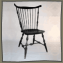 Antique Fan Back Windsor Chair