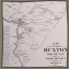 1853 Map of Buxton, Maine