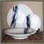Asian Decor Plates & Bowl