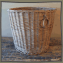 Heavy Reed Basket